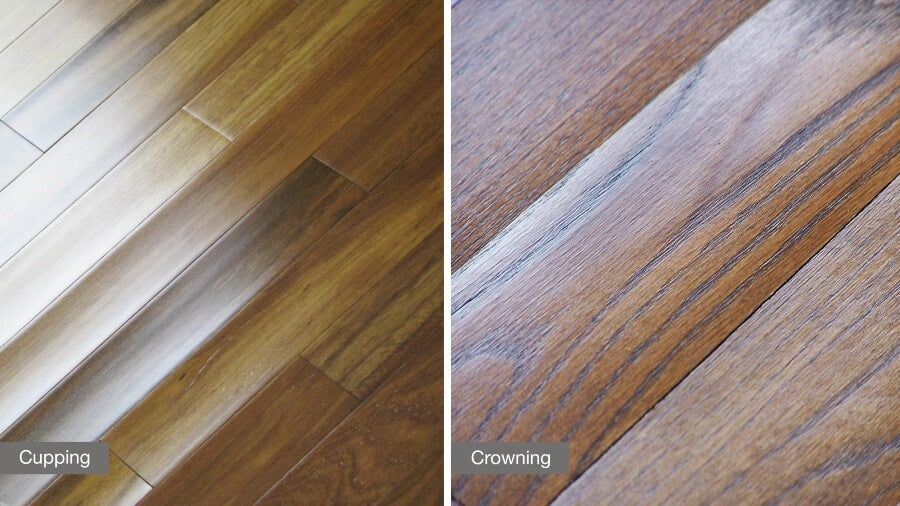 best wood floors in basements
