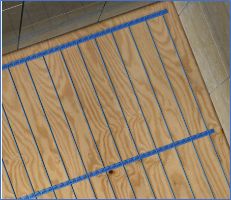 Strata Heat™ Spacing Strips