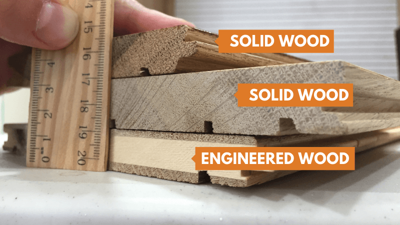 how to choose between solid and engineered hardwood flooring