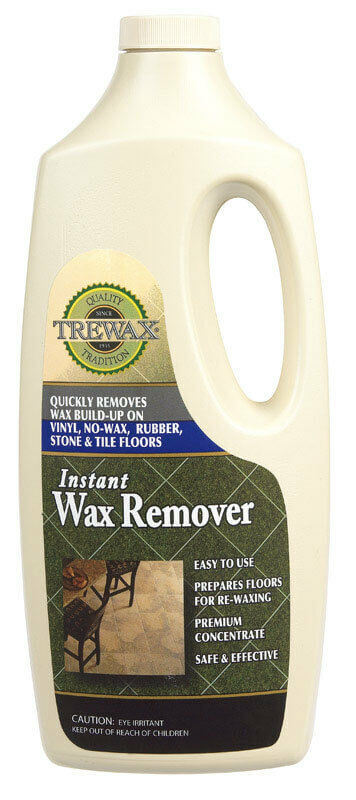 trewax instant wax remover