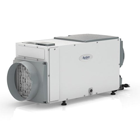 Aprilaire 1830 Basement Pro Dehumidifier for Basement Or Crawl Space, Dehumidifies up to 2200 Sq Ft, Removes up to 9 Gallons (70 Pints) of Water/Day