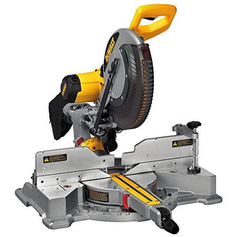 DEWALT DWS709 12-inch Slide Compound Miter Saw
