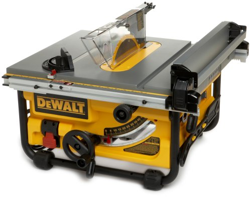 Dewalt Dw745 10 Inch Compact Job Site Table Saw