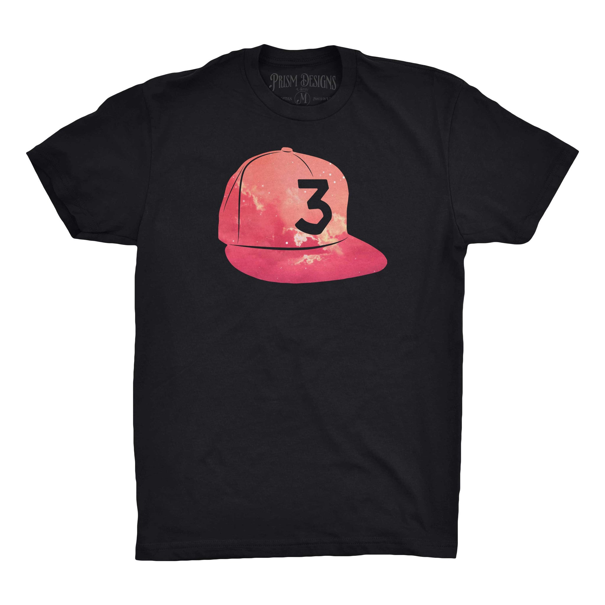 Coloring book chance the rapper hat - Chance The Rapper 3 Hat Colored T Shirt