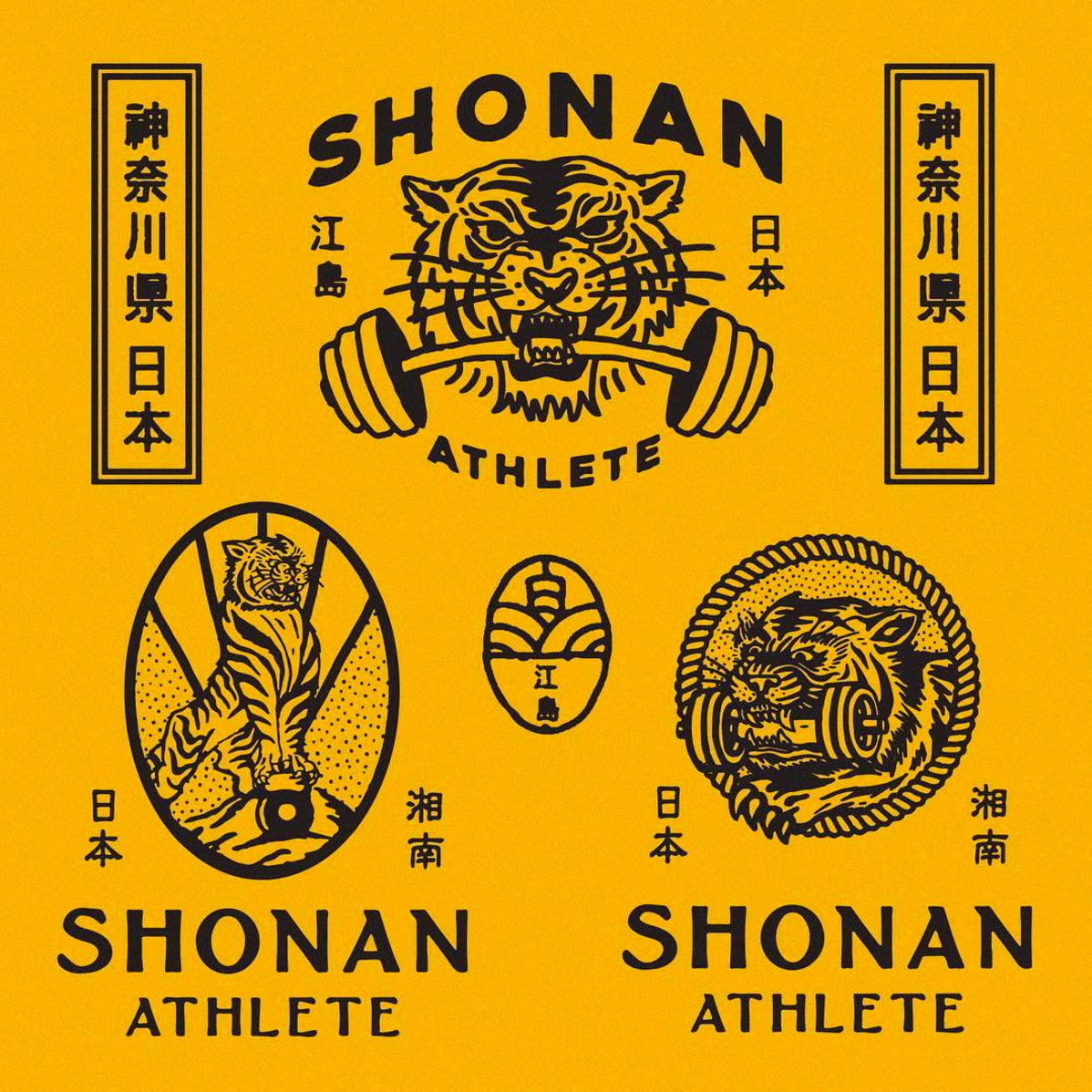 Design for Shonan Athlete, Japan