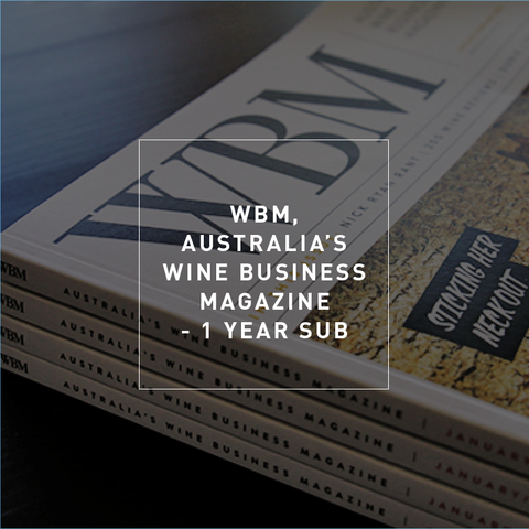 WBM Subscription - 1 year Australia