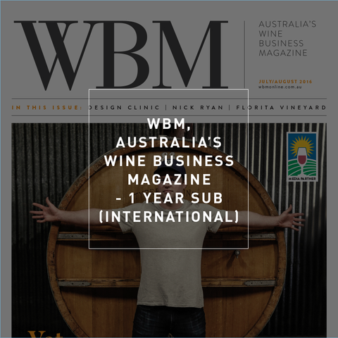 WBM Subscription - 1 year International