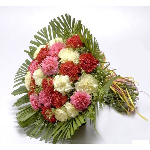 Carnations - 22 Pcs. - The Feast Bakery, Jaipur