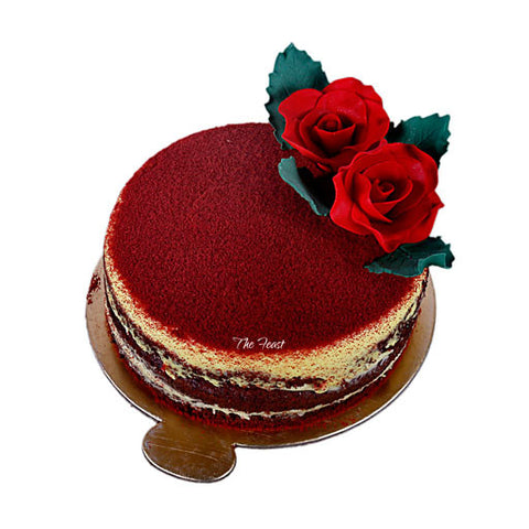 Red Velvet Cake - The Feast Bakery, Jaipur