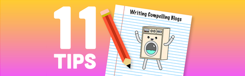 11 tips to WRITING A COMPELLING BLOG