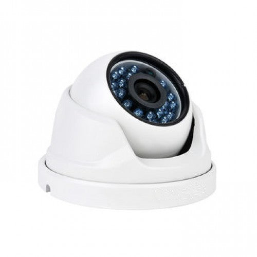 3MP, Starlight, IR Dome, IP Camera, POE,  Waterproof, IP65, Fixed Lens