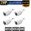 ST-A21080B4 pack of 4x 2.1 Megapixels bullet Camera Super full HD 1080p Sony CCD AHD/TVI/CVI - SUEZ TECHNOLOGY PTY LTD – Security and electronic solutions