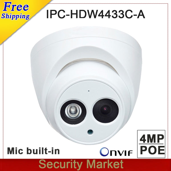 Dahua OEM  4MP IPC-HDW4433C-A