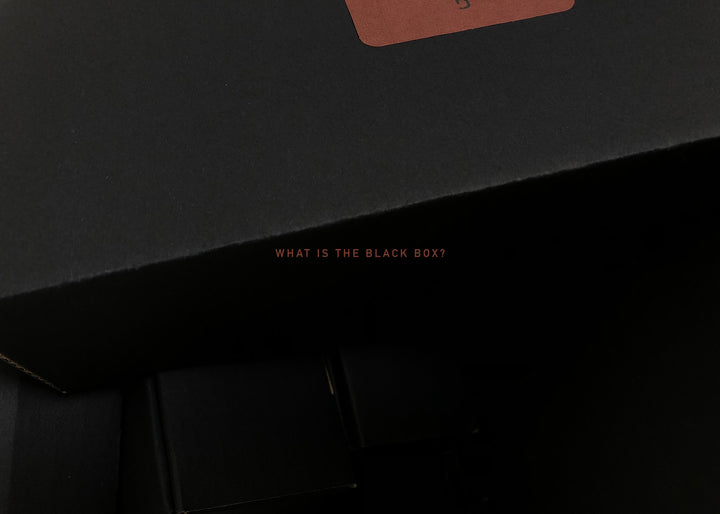 The Black Box  x  Chinese New Year