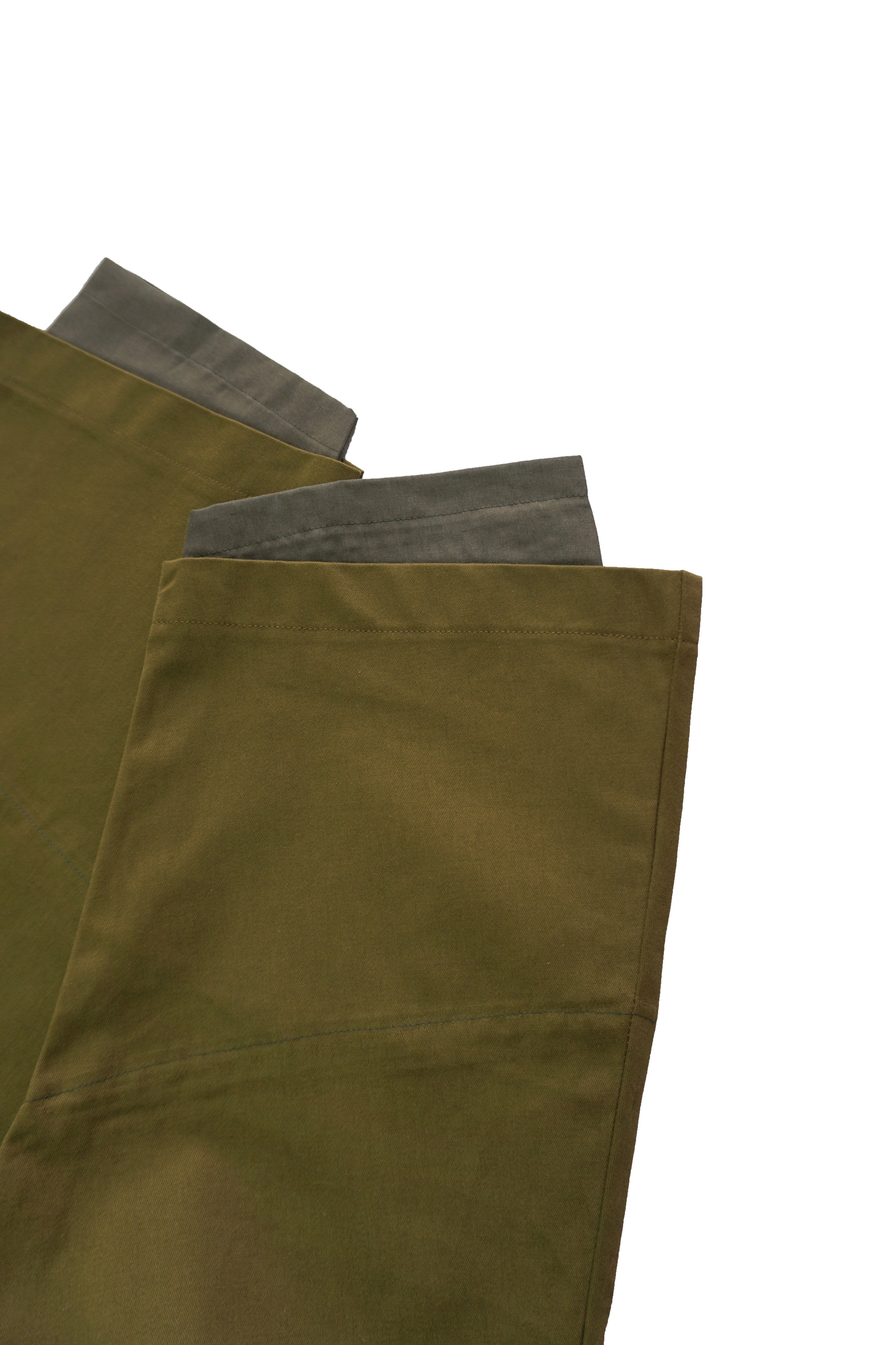 Double Hem Trousers