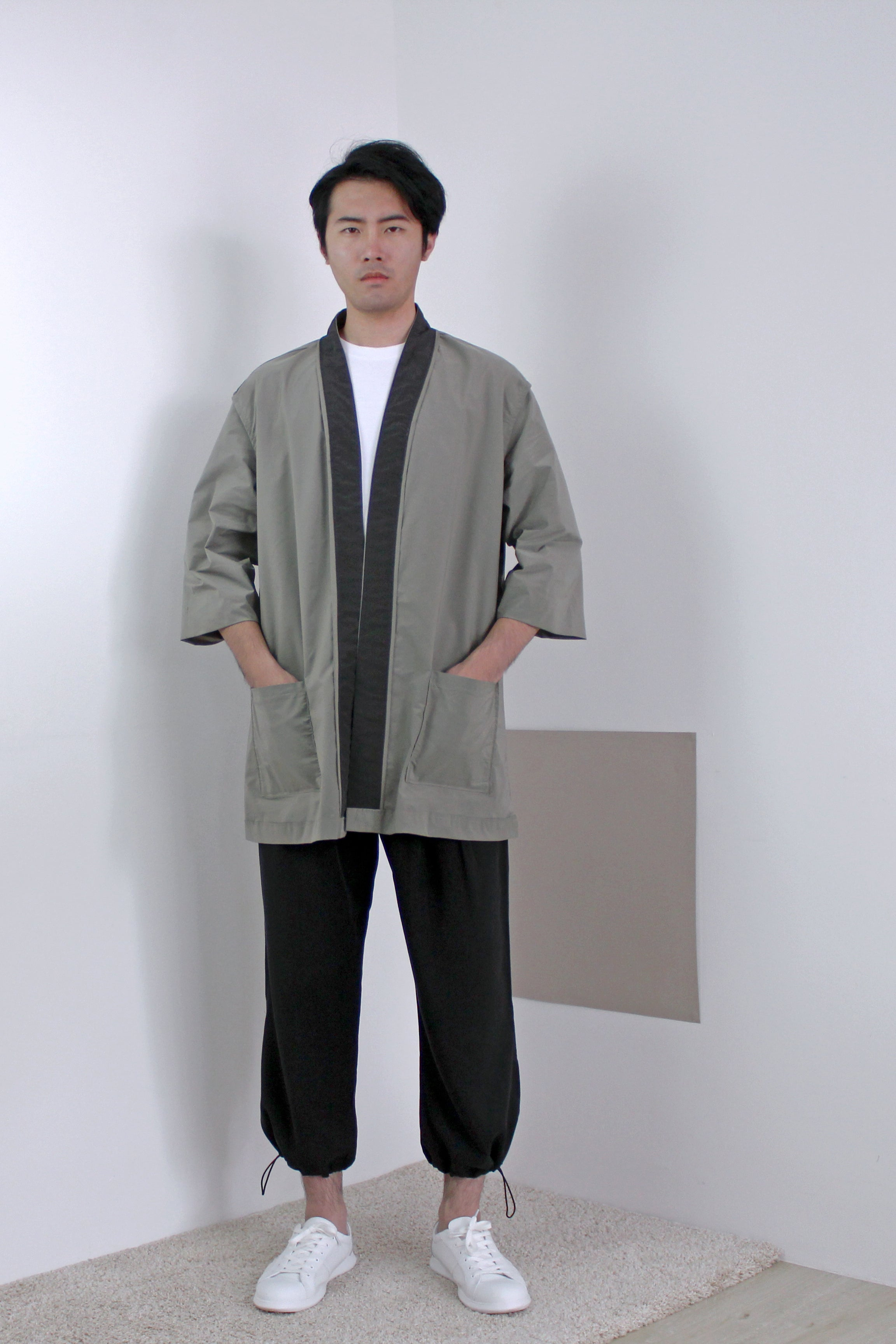 The Reversible Parka