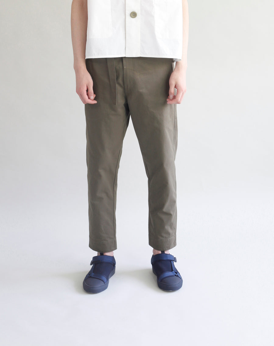 Half Belted Trousers