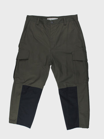 GRAYE | Cropped Cargo Trousers
