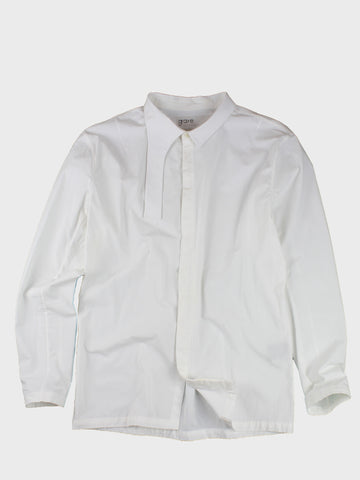 GRAYE | Irregular Collar Shirt