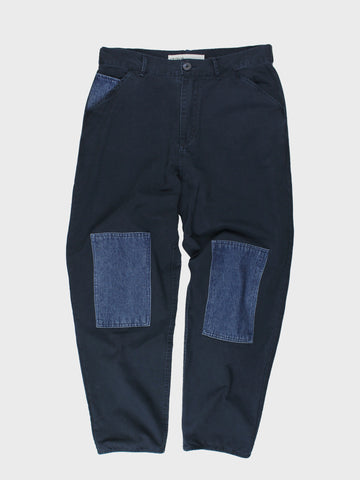 GRAYE | Denim Patched On Trousers