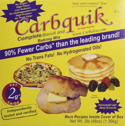 Carbquik Baking Mix