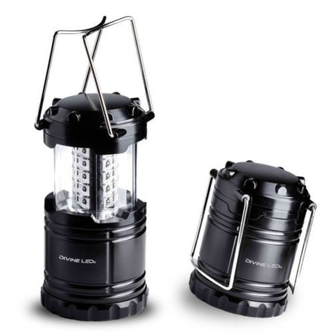 Ultra Bright LED Lantern Camping Lantern Collapses Suitable Super Bright Light