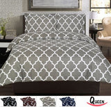 Super Soft Classic Print HIGH QUALITY 100% Brushed Premium Bedding Collections
