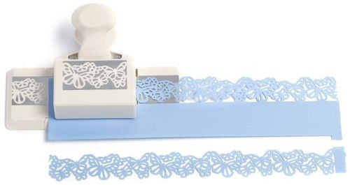 Martha Stewart Crafts Deep Edge Punch, Butterflies