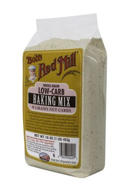 Bob's Red Mill Low-Carb Baking Mix, 16-Ounce Packages
