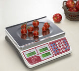 Electronic Price Computing Scales Digital Balance with Green Backlight LCD