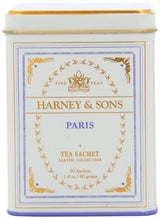 Harney & Sons Classic Paris Tea 1.4 oz, 40gm (20 Tea Sachets)