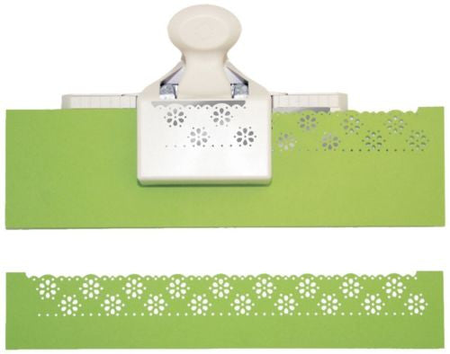 Martha Stewart Crafts Deep Edge Punch, Blossom Eyelet