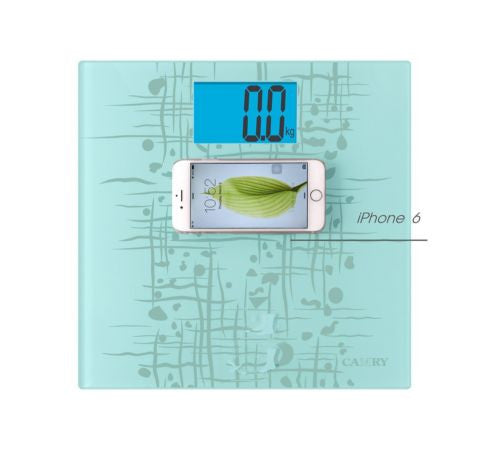 Camry Digital Body Scale Ultra Slim with Extra Large 4.3 Inches EB9323H