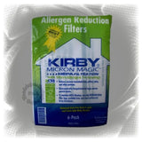 Genuine Kirby Style F HEPA Filtration Vacuum Bags for Sentria Models - 6/Package