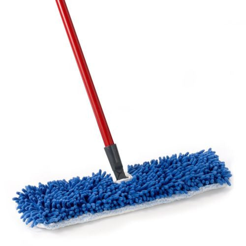 O-Cedar Dual Action Microfiber Flip Mop Damp/Dry All Surface Mop