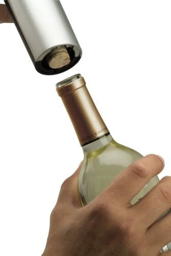 Oster Corkscrews & Openers Electric Wine Bottle Opener, Silver