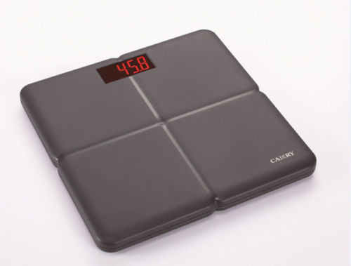 CAMRY 330lb Bathroom Scale Digital Weight scale with Magic Display Black
