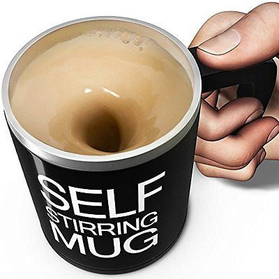 OliaDesign Self Stirring Coffee Mug