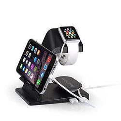 Apple Watch Stand Mikobox M16 Dual Stand Charging Station Desk Dock