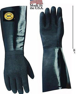 Artisan Griller Insulated Cooking Gloves -17