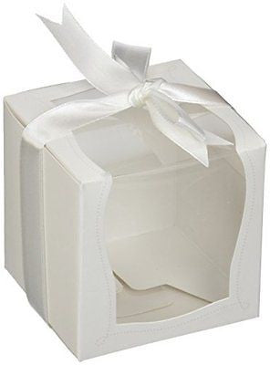 Kate Aspen Set of 12 Sweetness and Light Cupcake Boxes