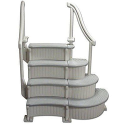 Confer Above Ground Swimming Pool Curve Step System