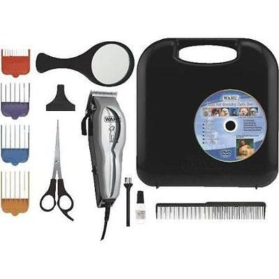 Pet-pro, Complete Pet Clipper Kit More Power! Easily Cuts the Thickest Hair