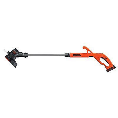 BLACK+DECKER LST201 20V Max Lithium String Trimmer/Edger 10""