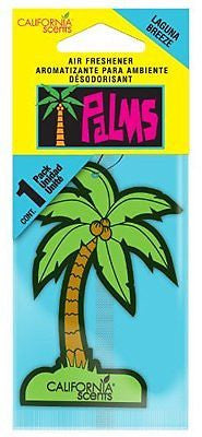 California Scents Ho-1212 Mc Shasta Strawberry Palms Hang Outs? Car Air