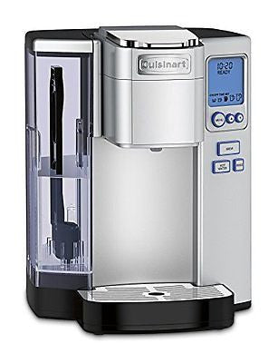 Cuisinart SS-10 Premium Single-Serve Coffeemaker Stainless Steel