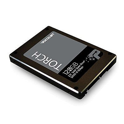 Patriot Torch 120GB SATA 3 2.5 Solid State Drive Up-To 555 MB/s read 535 MB/s