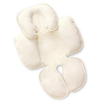 Summer Infant Snuzzler Infant Support for Car Seats and Strollers Ivory