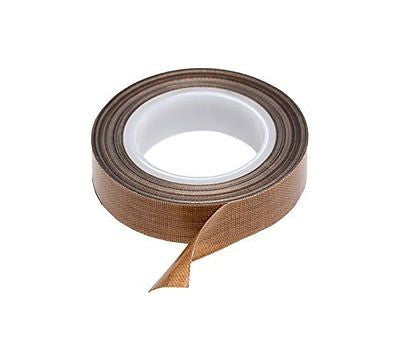 PTFE / Teflon Tape for Vacuum Hand and Impulse Sealers (1/2