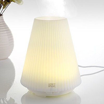 URBST Ultrasonic essential oil aroma diffuser with Time Setting